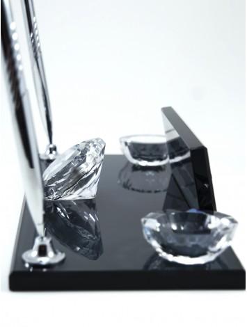 Siyah Kristal Masa İsimlik