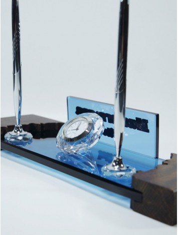 Vip kristal masa isimliği - 7